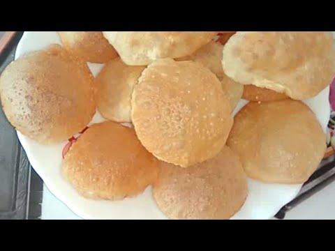 Maida ke Golgappe | Suji Maida Golgappa Recipe in Hindi | Homemade Crispy Perfect Golgappe