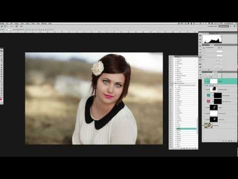 How to Edit Smooth + Creamy Skin