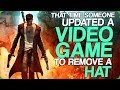 That Time Someone Updated A Video Game To Remove A Hat Epic Video Game Soundtracks