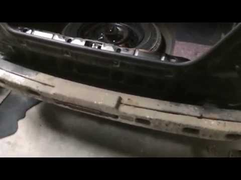 How To Install The Grand Marquis Front Bumper Cover 2006 Lincoln