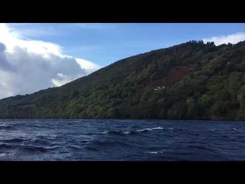 Rowing Loch Ness