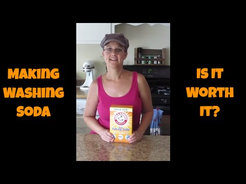 DIY Washing Soda: Is It Worth It?