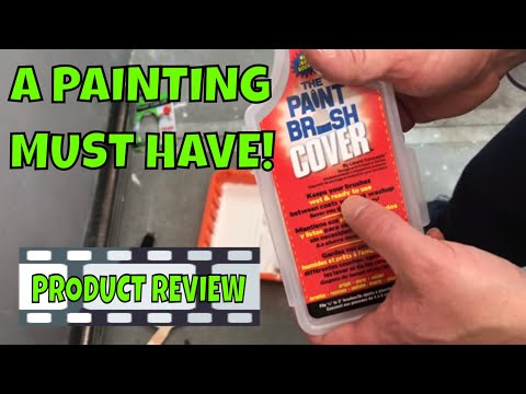 How To Keep a Paint Brush From Drying Out - Product Review