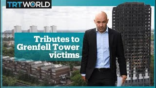 Public inquiry into the Grenfell Tower blaze starts with tributes to the victims