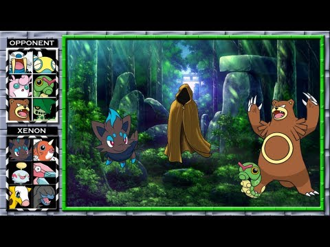 Pokemon Black 2 and White 2 WiFi Battle - #121 Zorua Does The Unexpected [NU]