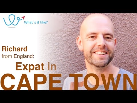 Living in Cape Town - Expat Interview with Richard (UK) about his life in Cape Town, South Africa