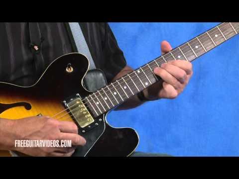 B.B. King Guitar Lesson