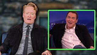 Conan Reacts to Norm Macdonald's Death