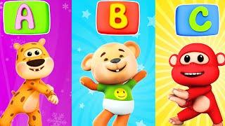 ABC Song , Ultra HD 4K Nursery Rhymes , Little Amy Baby Songs By Bundle Of Joy
