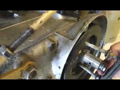 How to make motorcycle electronic ignition for £5 ($8) from a chainsaw or strimmer