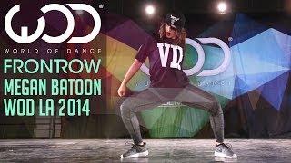 Download Megan Batoon | FRONTROW | World of Dance #WODLA '14 Video