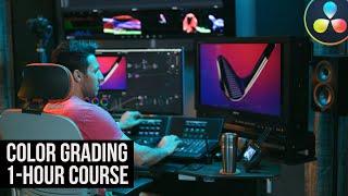 Color Grading Crash Course for Beginners in 2020   DaVinci Resolve 16 Tutorial