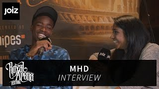 Royal Arena 2016 | MHD Interview