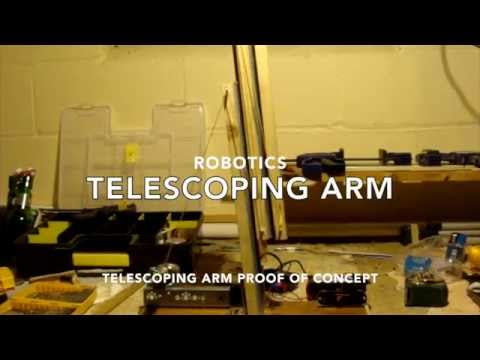 Telescoping Lift Arm