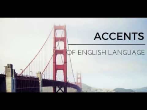 All English accents : accent of Toronto  Canada HD