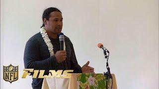 Troy Polamalu visits American Samoa | NFL Films Presents (Show 9)