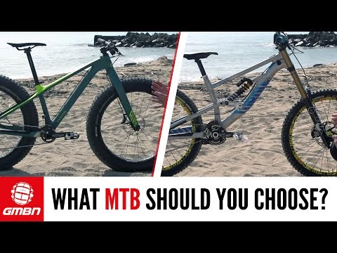 What Mountain Bike Should You Choose For Your Riding Discipline?