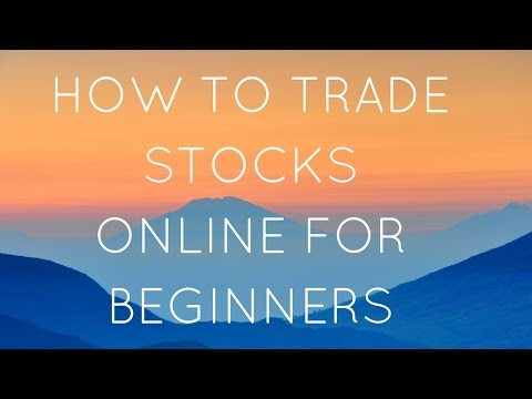 How to Trade Stocks Online for Beginners (Fast!)