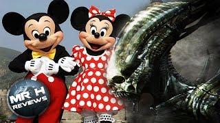 Disney Buying Alien Franchise Along With Twentieth Century Fox