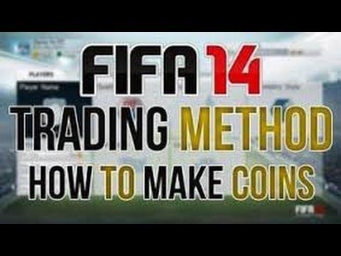 Fifa 14 Ultimate Team Insane Trading Method 15k An Hour