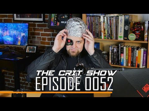 Cyberdyne is a Real Company? | Crit Show 0052
