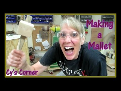 Making a Mallet
