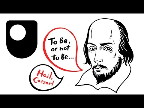 Shakespeare: Original pronunciation (The Open University)