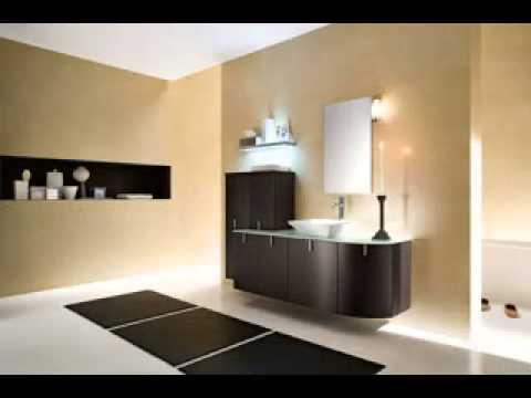 Bathroom lighting interior design ideas