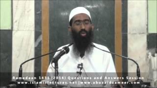 Jamaat ul Muslimeen | Abu Zaid Zameer