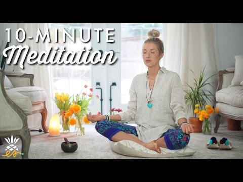 My Daily Meditation for Peace, Calm, & Clarity