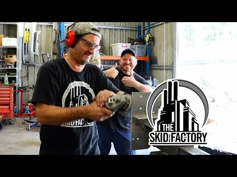THE SKID FACTORY - Turbo LS1 R32 Skyline [EP6]