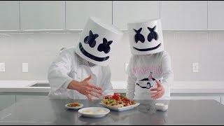 Cooking with Marshmello: How to Make Loaded Nachos (feat. Mini Mello)