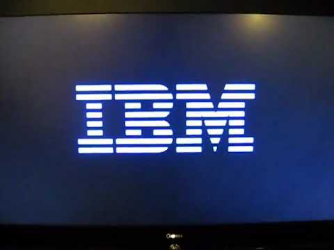 Testing an IBM Motherboard I found in the trash