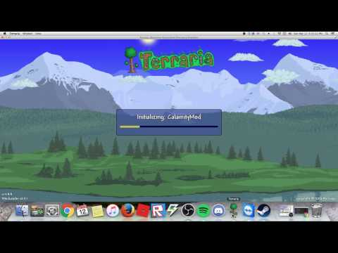 How to Mod Terraria for Mac OSX