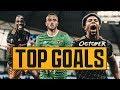 October39s Top Goals Big Goals From Traore Boly Saiss Watt