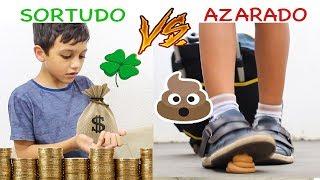 SORTUDO VS AZARADO