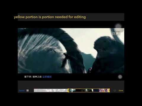 iOS 11 screen recorder & iMovie video editor tutorial