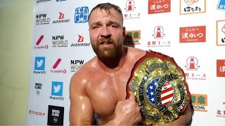 What's Next For New Japan?