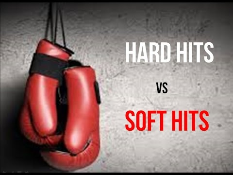 Hard Hits Vs Soft Hits