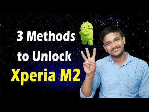 Sony Xperia M2 Hard Reset - How to Unlock - Forgot Password
