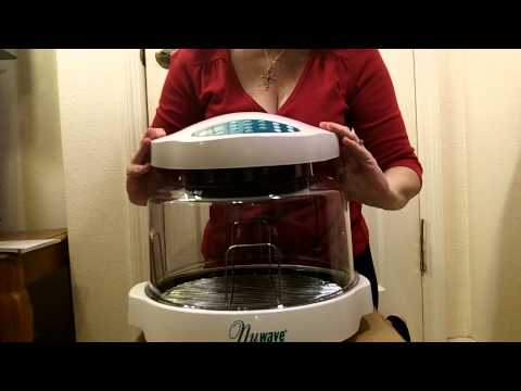 Nuwave pro infrared Oven video review