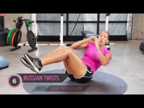 3 Full Body Workouts: Easy, Intense, and Boot Camp