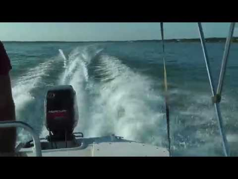Replacing a steering cable on my flats boat