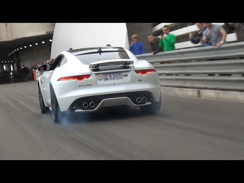 Supercar Accelerating! LaFerrari, M4 Hamann, F-Type R and More!