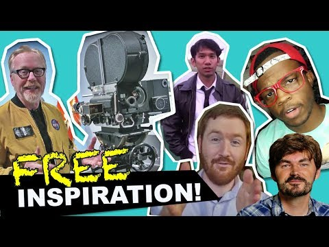 FREE Inspiration for Youtubers and Filmmakers! +MORE! Knoptop