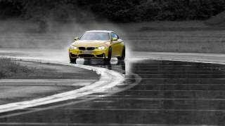 Richard Hammond vs The Drift at Ladoux — The Michelin Test Center