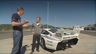 Mit Walter Röhrl im Porsche Turbo - GRIP - Folge 91 - RTL2