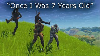 Download 7 Years - Lukas Graham/Fortnite Default Music Video