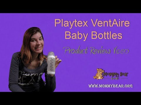 Acid Reflux and Colic Reducing Bottles
