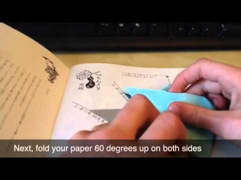 Japanese Paper Folding